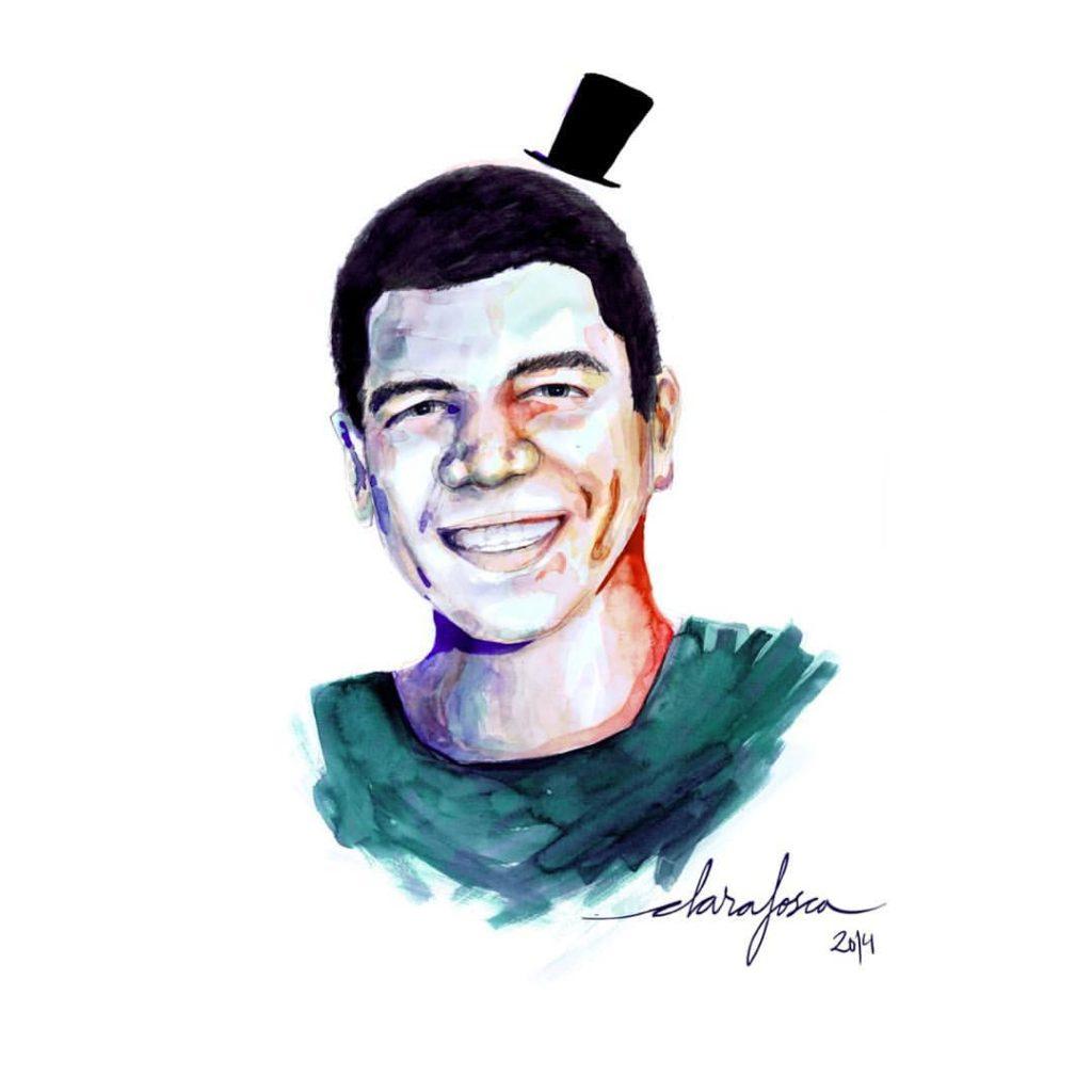 Portrait El Tomai