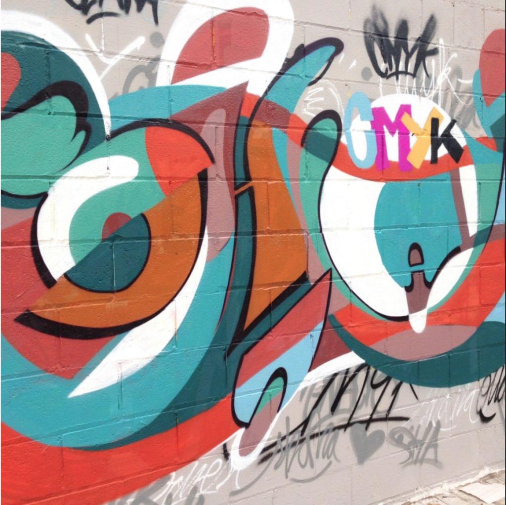 Graffiti SHANA · 2016